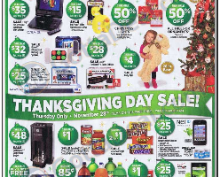 Dollar General 2013 Black Friday Ad