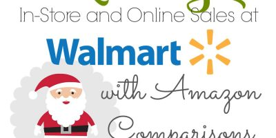 Extreme List of Walmart Black Friday Deals with Price Comparisons