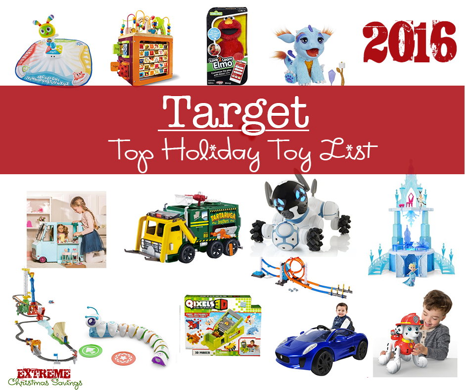Toys For Holidays : Target top holiday toy list released extreme