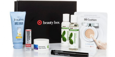 New Target Beauty Box Available!