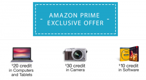 Amazon Prime Photo Coupons