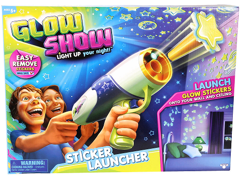 Moose Toys Glow Show Sticker Launcher $7.98 (was $24.99)