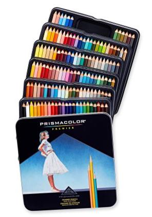 Prismacolor Premier Colored Pencils, Soft Core, 132-Count: $59.98 (was $85) *LOWEST EVER*