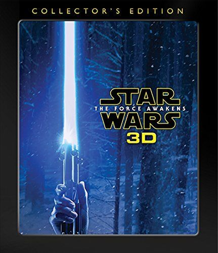 Star Wars: The Force Awakens Collectors Edition Blu-ray 3D $29.90 (was $43.36)