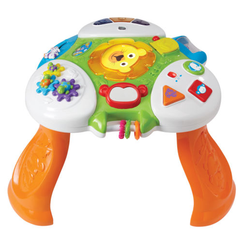 Kiddieland Toys Light and Sound Discovery Activity Table for Toddlers $46.99 (was $54.99)