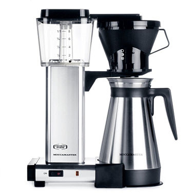 Technivorm Moccamaster Coffee Maker with Glass Carafe $219.24 (was $299.99)