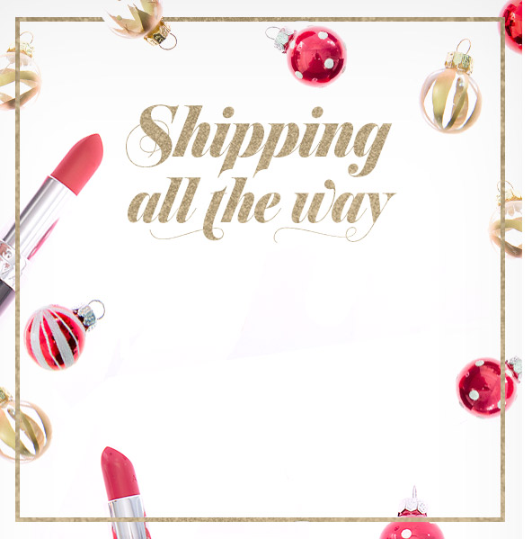 Avon: Free shipping on orders $25+