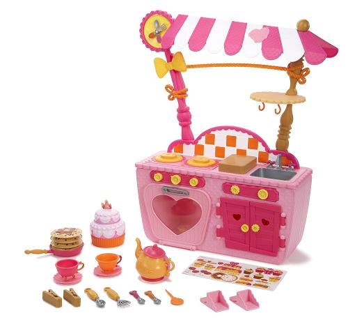 Lalaloopsy Magic Play Kitchen and Café $34.15 (was $69.99)