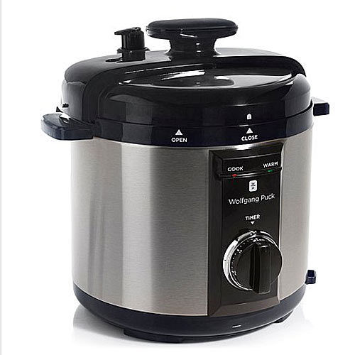 Wolfgang Puck BPCRM800B Automatic 8-Quart Rapid Pressure Cooker Black $64.95 (was $140.99)