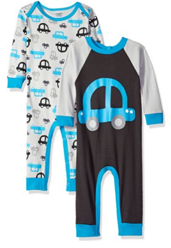 Gerber Baby Boys' 2 Pack Coveralls As Low As $5.57 (was $12.99)