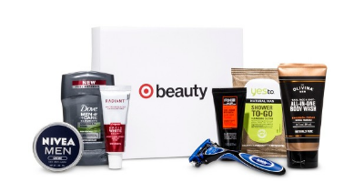 New Target Beauty Boxes Available | June...