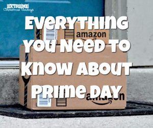 Prime Day Information