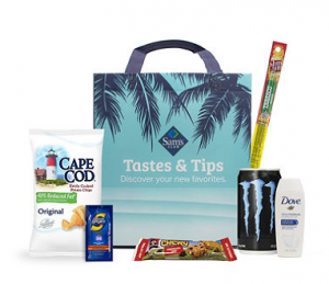 Sam's Club Sample Bag Box