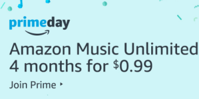 Get a 30 Day Trial of Amazon Music Unlim...