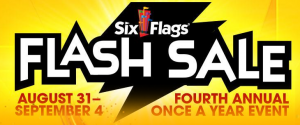 Six Flags Ticket Coupons