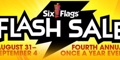 Six Flags 2018 Season Pass Sale- SAVE 70%!!!