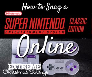 How to Get Your Hands on the SNES Classic Online Tonight (and tomorrow, too!)