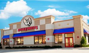 Chuck E. Cheese's Gift Card Deal