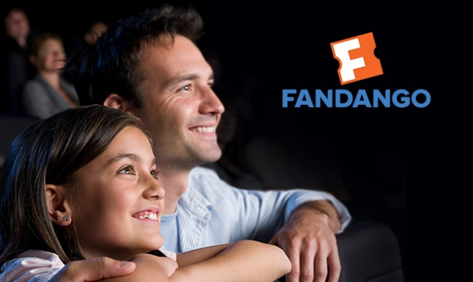 Get a $26 Fandango Gift Card for $13 | Selected Accounts Only