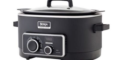 Ninja 6-Quart 3-In-1 Multi-System Nonsti...