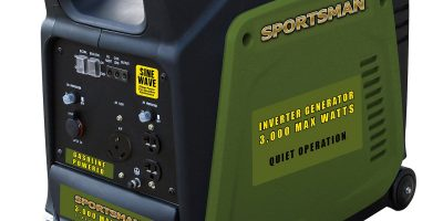 Sportsman 2,800 / 3,000 Watt Inverter Ge...