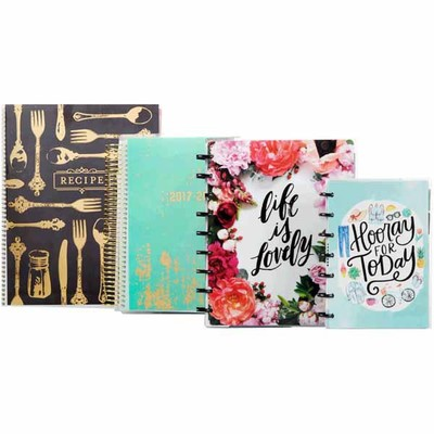40% off Michael's 2017 to 2018 Planners by The Happy Planner™ & Recollections®