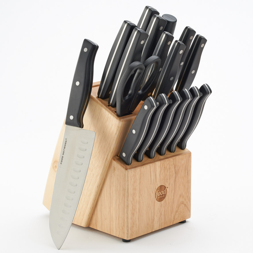 Food Network™ 18-pc. Triple-Riveted Cutlery Set as low as $41.99 (was $99.99) – TODAY ONLY