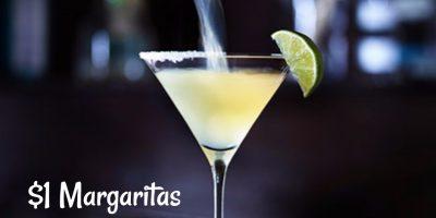 Applebees | $1 Margaritas in October!