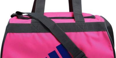 Adidas Small Diablo Duffel Bag Polyester...