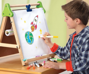 Discovery Kids 3-in-1 Tabletop Easel $24.99