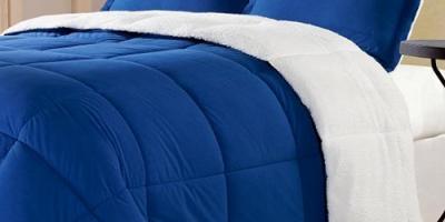 Down-Alternative Comforter $14.99 (was $...