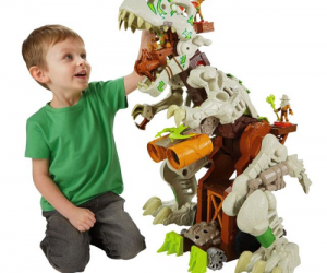 Fisher-Price Imaginext Ultra T-Rex $49.99 (was $100)