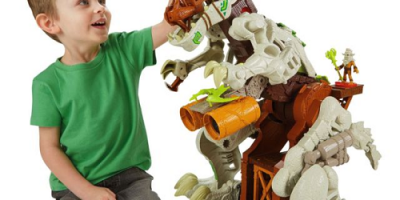 Fisher-Price Imaginext Ultra T-Rex $49.9...