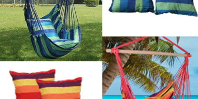 Hanging Rope Swing Hammock Chair $18.99 ...