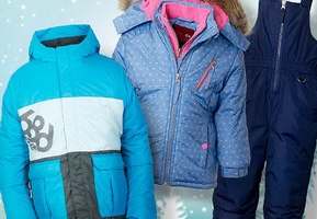 Kids Snow Outerwear Up To 75% OFF On Zul...
