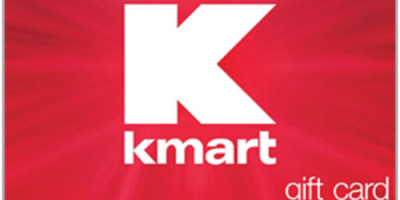 Pay $90 For A $100 Kmart Gift Card