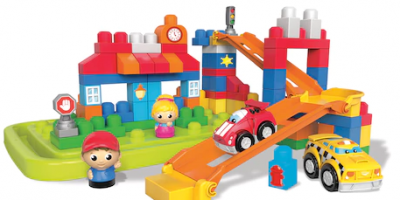 Mega Bloks First Builders Fast Tracks Ci...
