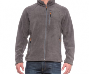 $19.99 (was $32) Men's New Balance Fleece Jacket – Full Zip