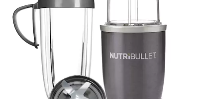 NutriBullet 8-pc. 600-Watt Superfood Nut...