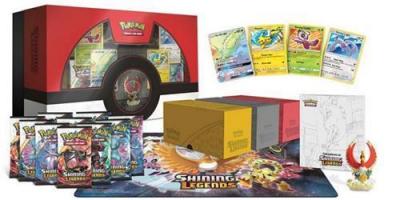 $69.99 (was $99.99) Pokemon Shining Lege...