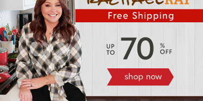 Up To 70% OFF Rachael Ray Products + Fre...