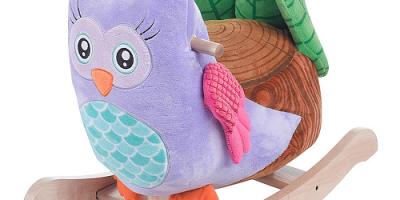 $69.99 (was $150) Rockabye Owlita Owl Ro...