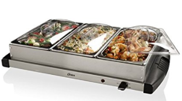 LOWEST EVER Price on the Oster Buffet Se...