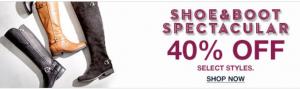 Macy's Shoe Deals