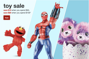 Target Toy Coupons