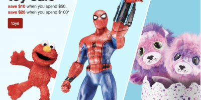 New Target Toy Coupons | $10 off of $50 ...