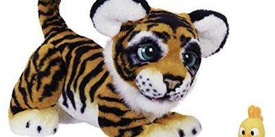 FurReal Roarin' Tyler, the Playful Tig...