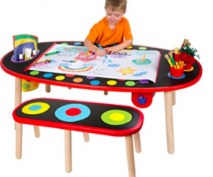 LOWEST EVER Price  ALEX Toys Artist Studio Super Art Table with Paper Roll!