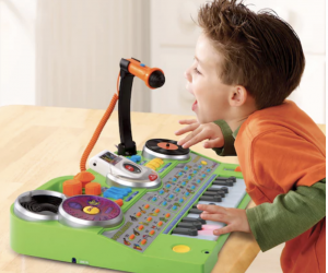 VTech KidiJamz Studio: $31.49 (was $75)