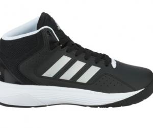 adidas Men's cloudfoam Ilation Mid Basketball Shoes: $19.98